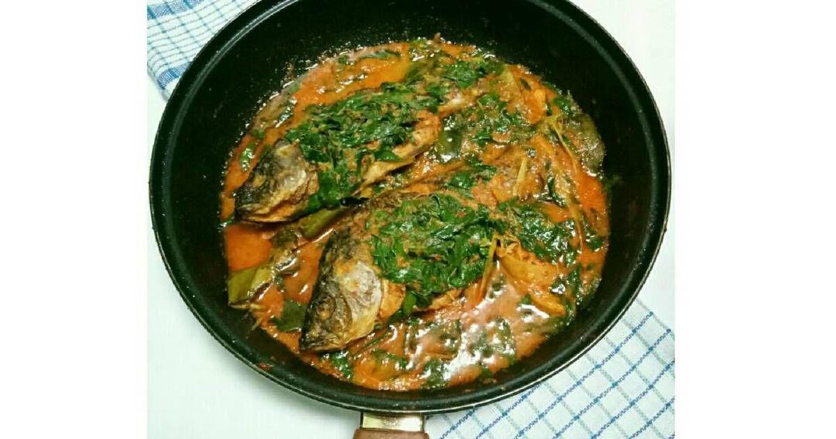 Resep Ikan Mujair Bumbu Kuning Kemangi Oleh Juwita Resep Resep Ikan Resep Makanan Dan Minuman