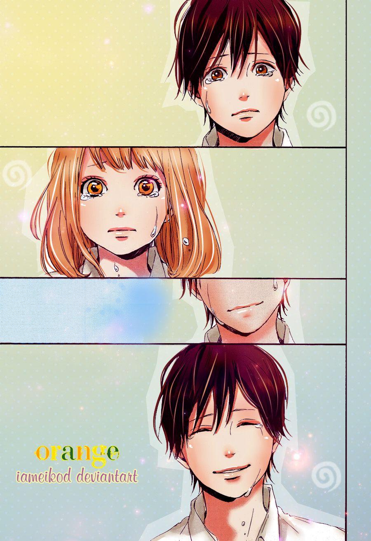 Orange Anime orange, Takano ichigo, Anime