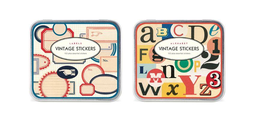Cavallini & Co. / Decorative Stickers