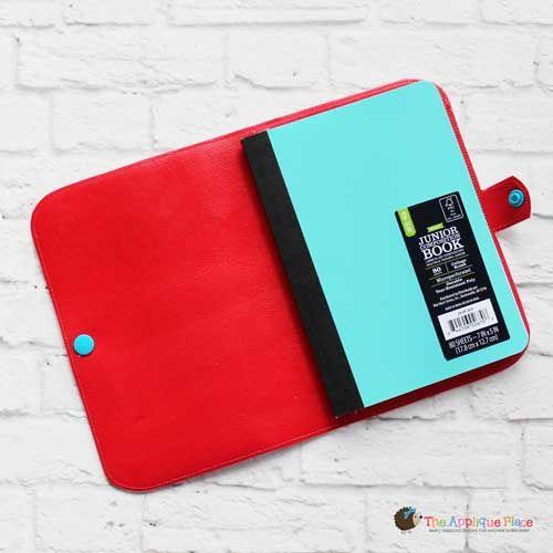 70598bf65e54c Notebook Case - 5x7 Notebook (non-spiral-bound)