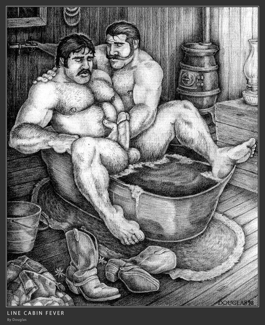Cabin Fever Porn Gay pin on tra
