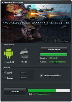 walking war robots mod apk offline