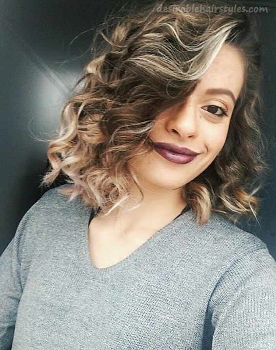 22 Trendy Messy Bob Hairstyles You May Love To Try 8