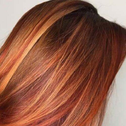 Photo of 50 ideas nítidas para el color del cabello rojo #color del cabello #ideas #sharp