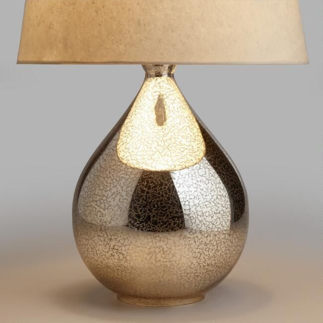 Martina Aged Mirror Table Lamp Base V1 Mirror Table Lamp Gold Table Lamp Table Lamp Base