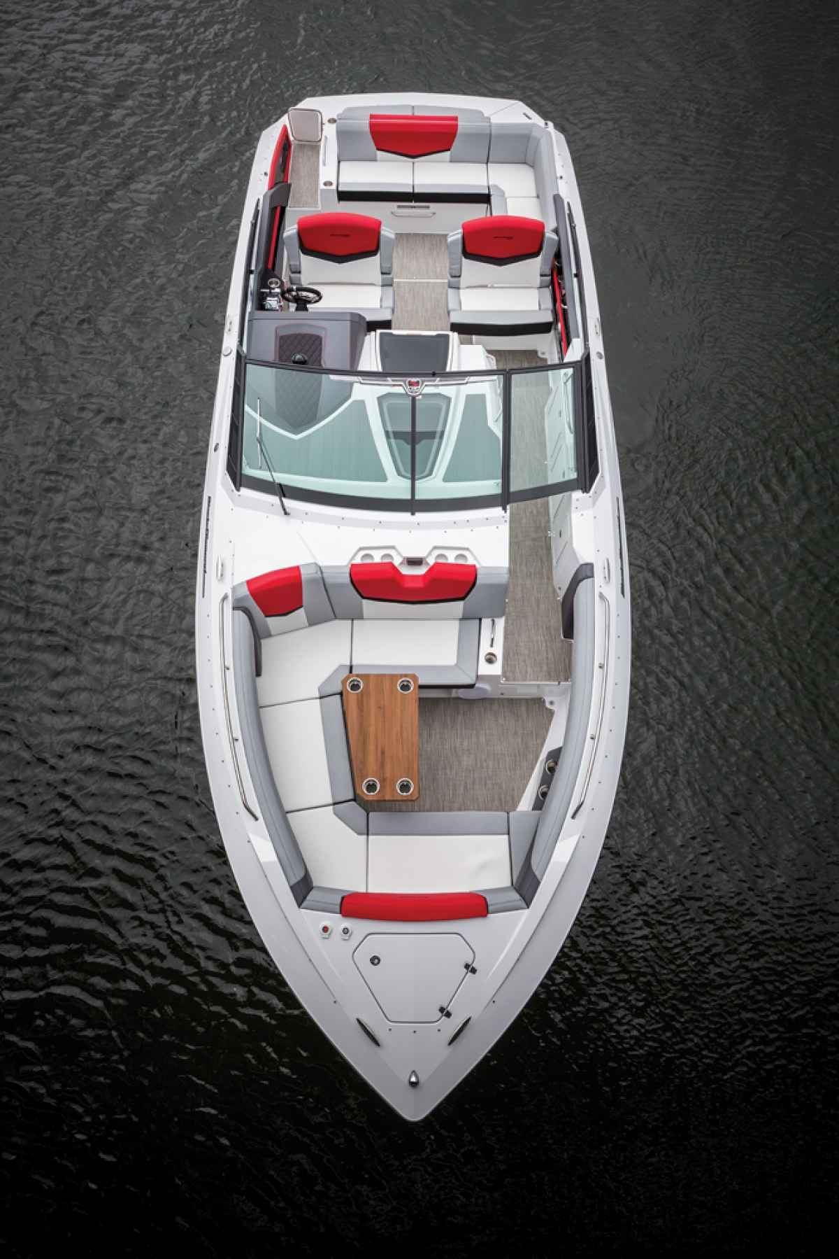 Cruisers Sport Series 328 Bow Rider Limited Edition Black