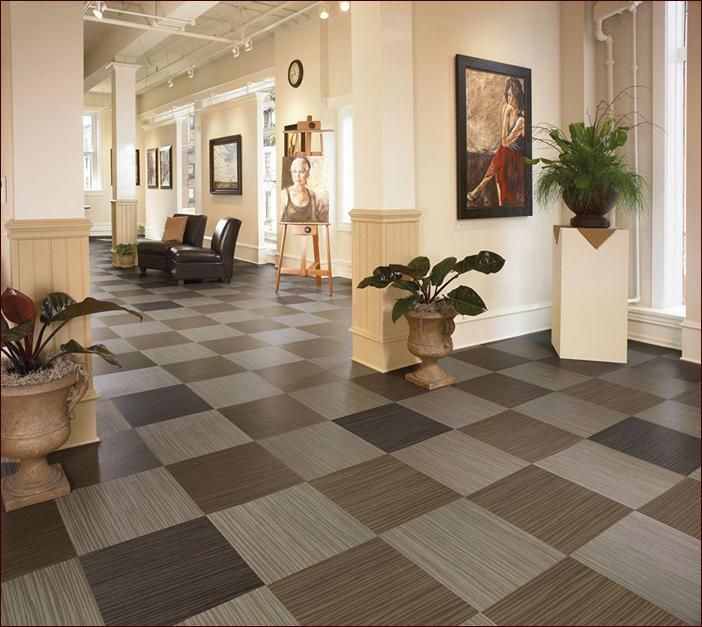 Vinyl Flooring Looks Great In Commercial Residential Cafes - Vinyl flooring phoenix