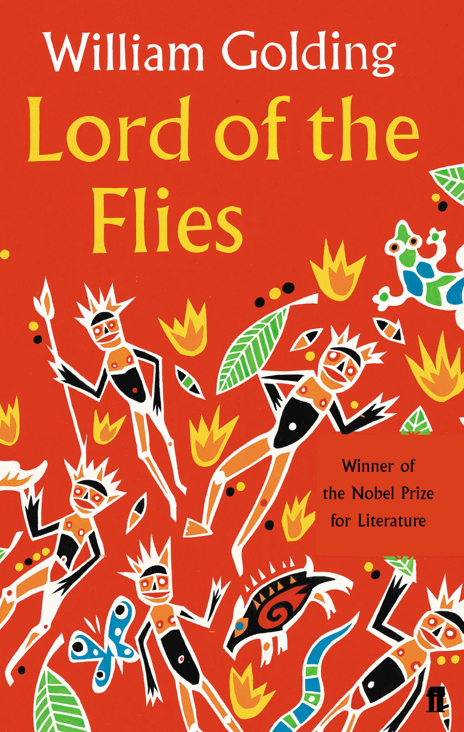 Lord Book Cover Flies