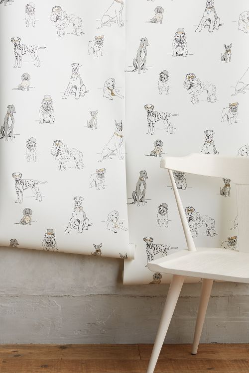 This Wallpaper Is A Must Have For All Dog Lovers A Dog S