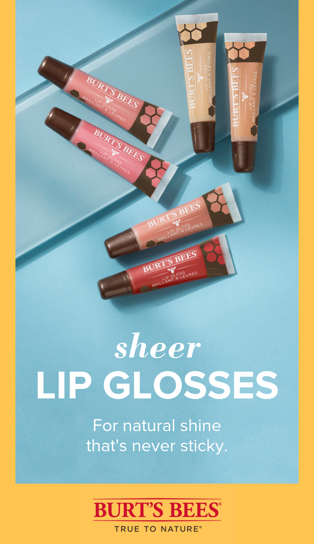 Lip Gloss #naturallipgloss