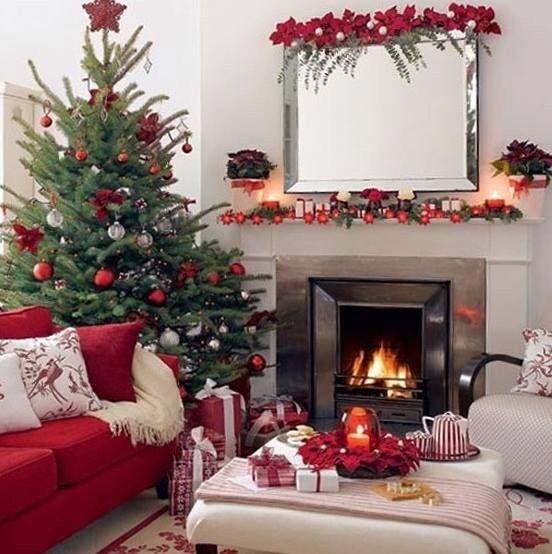 Pin by Hope B on Christmas by the Fireside Pinterest Red christmas