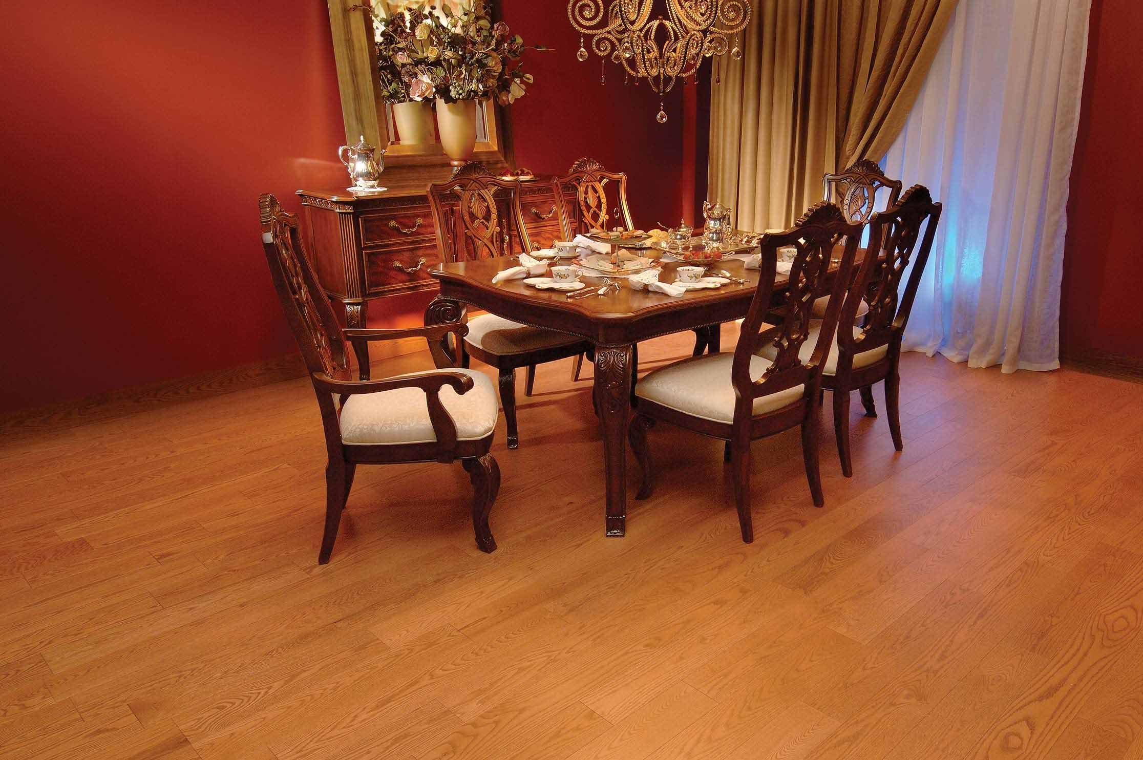 Red Oak Auburn   Inspiration Collection By Mirage Floors