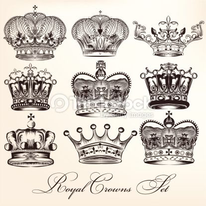 Kings Crown Vs Queens Crown Google Search Chess Tattoos