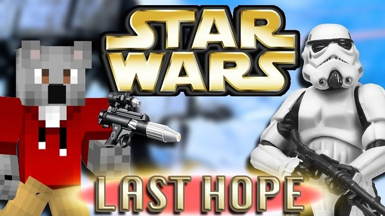 Map 111 2.Minecraft Star Wars Last Hope Adventure Map 1 11 2 1 11 Download