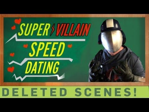Super villain speed dating