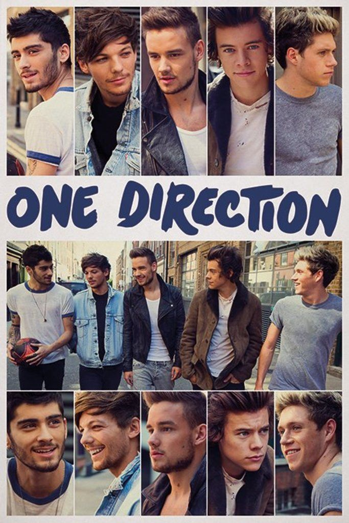 one direction scrapbook official poster one direction