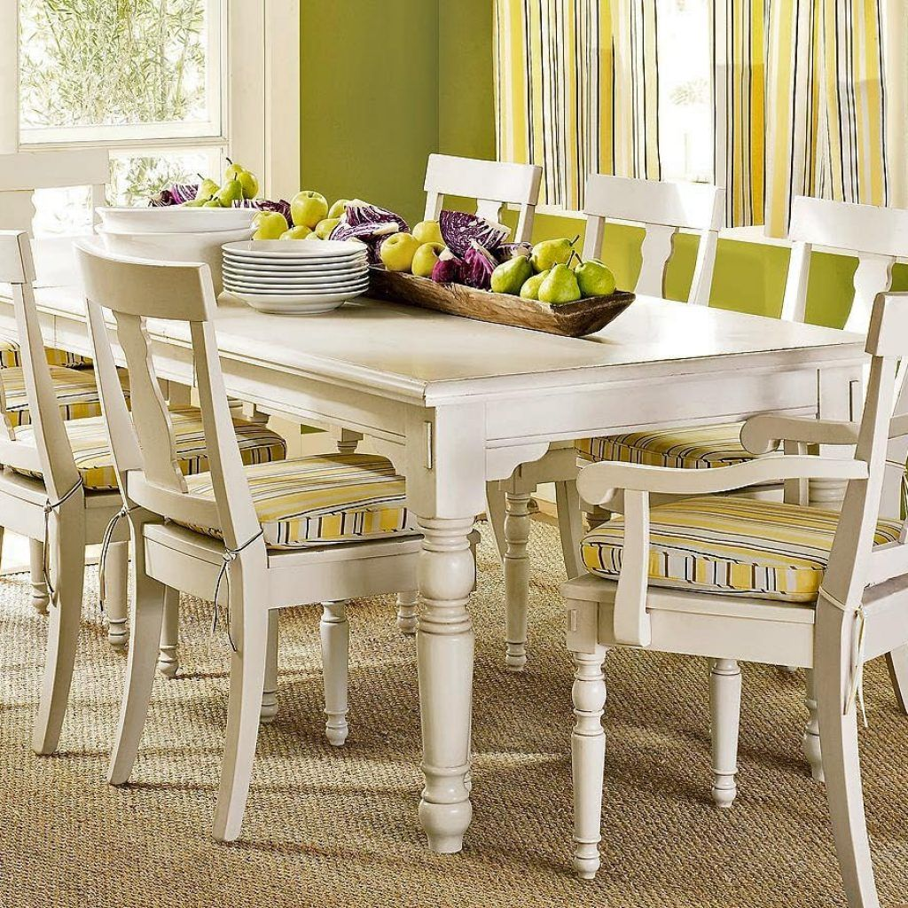 Green Dining Room Chair Cushions