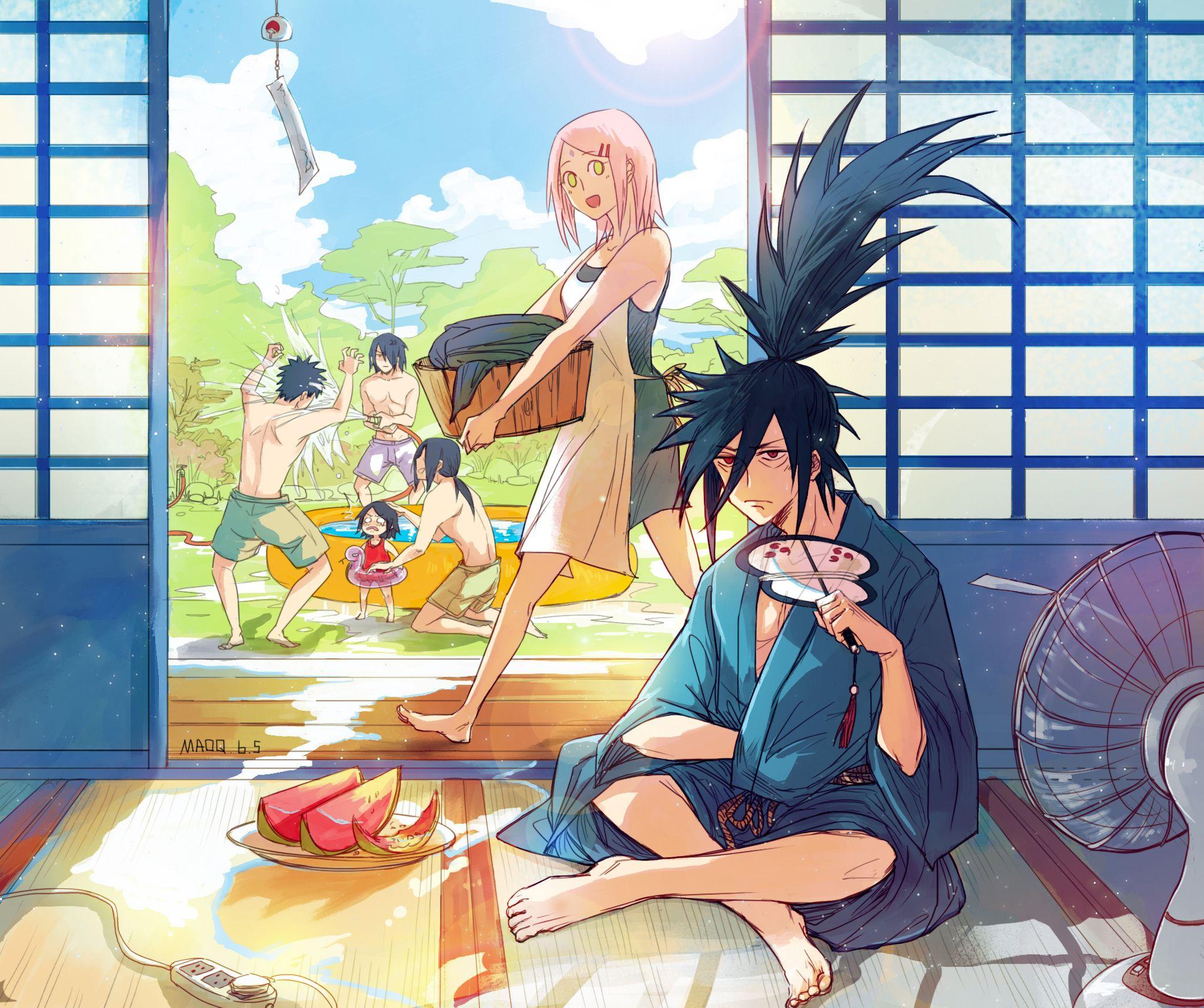 sasuke uchiha dating quiz