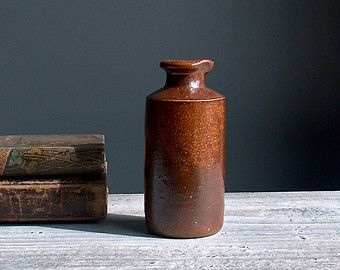 bourne denby ink bottle