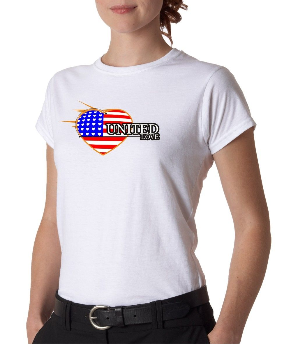 d1cc3132 Pin di Hot 4 T-Shirts su Fourth of July Memories | How to wear, T ...