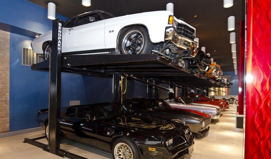 This Chicago Pad Is A Man Child S Dream Home Dream House Garage Car Garage