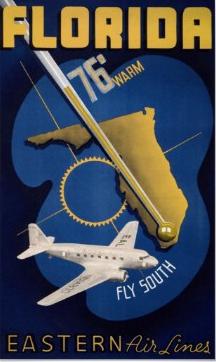 Eastern Air Lines ~ Florida