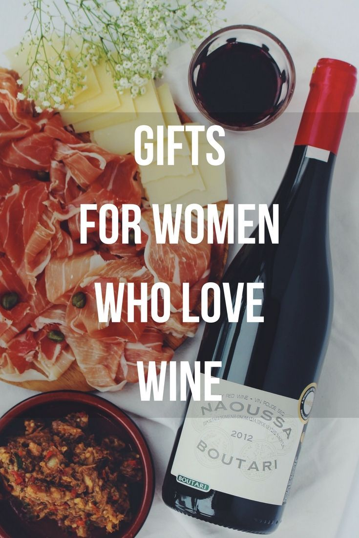 30 gifts for women who love wine cool gifts for women