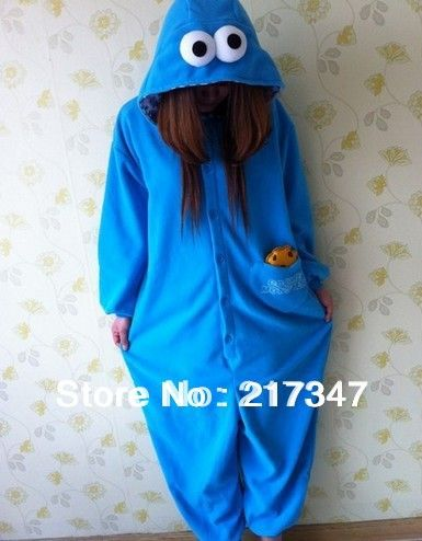 43f13611a360 Cookie Monster Halloween Costume