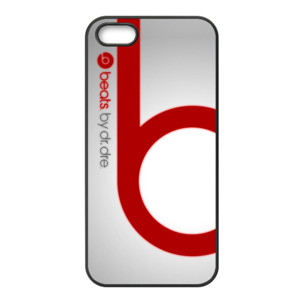 Beats By Dr Dre Logo Silver Phonecase For Iphone 55s Products