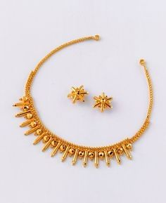 4a3c19bcb Top 9 Awesome 5 gram Gold Necklace Designs India