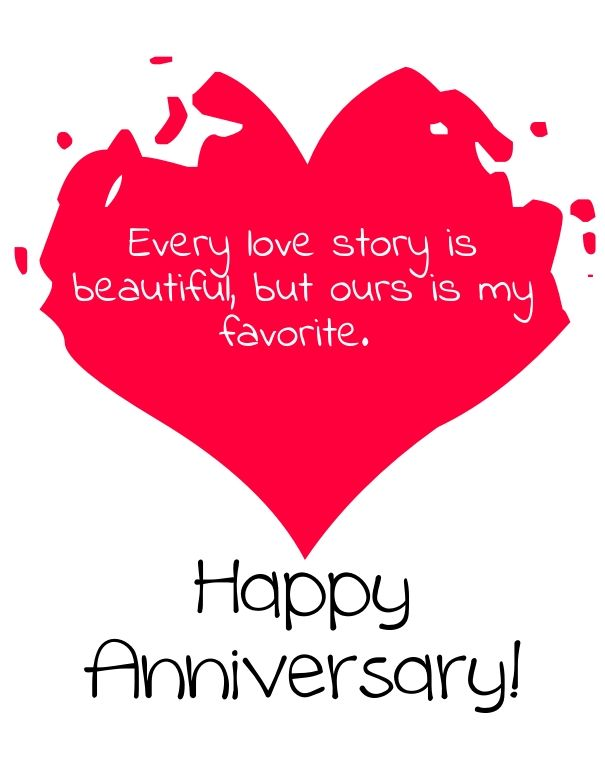 Wedding anniversary quotes for wife to wish her best