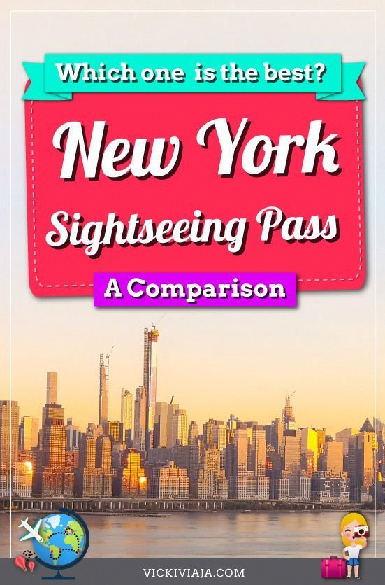 Want to save a lot of money on sightseeing in New York? Here you can find an in-depth comparison of the best New York Passes available. Find out whether a tourist pass is worth it and which fits best to you and save a lot of money in #NewYork #NYC #travel #Vickiviaja #WhatToDoInNewYork