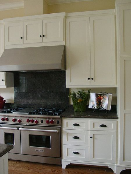 paint grade shaker door full overlay cabinets at tall