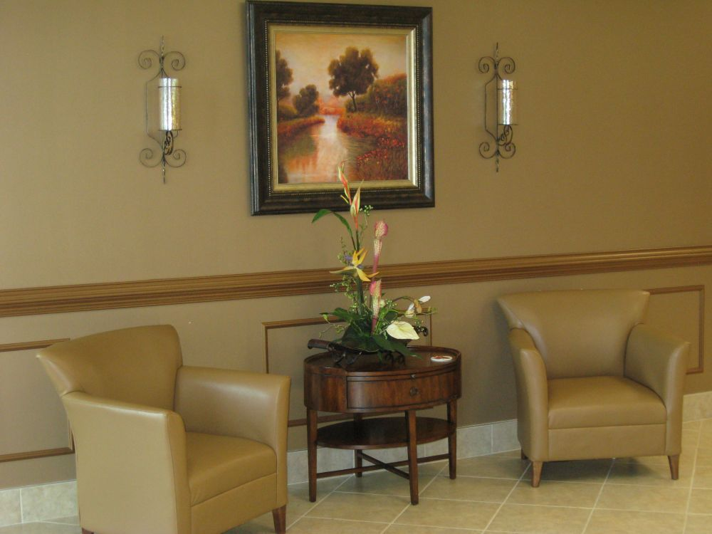 Foyer Table For Church : Pix for gt church lobby interior design coffee