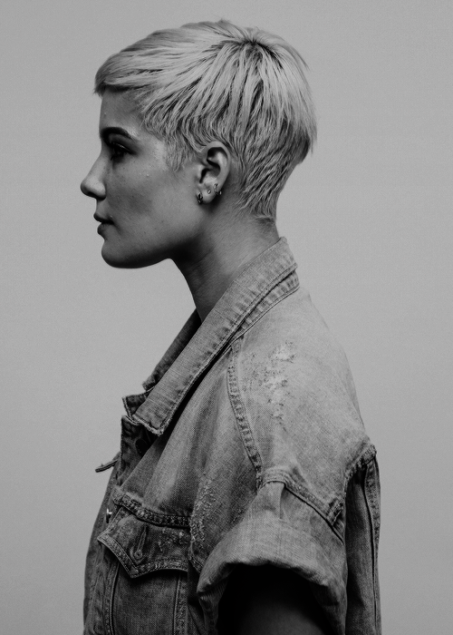 3a59fc605 Halsey by Zack Massey for iHeartRadio | All Things Hair | Halsey ...