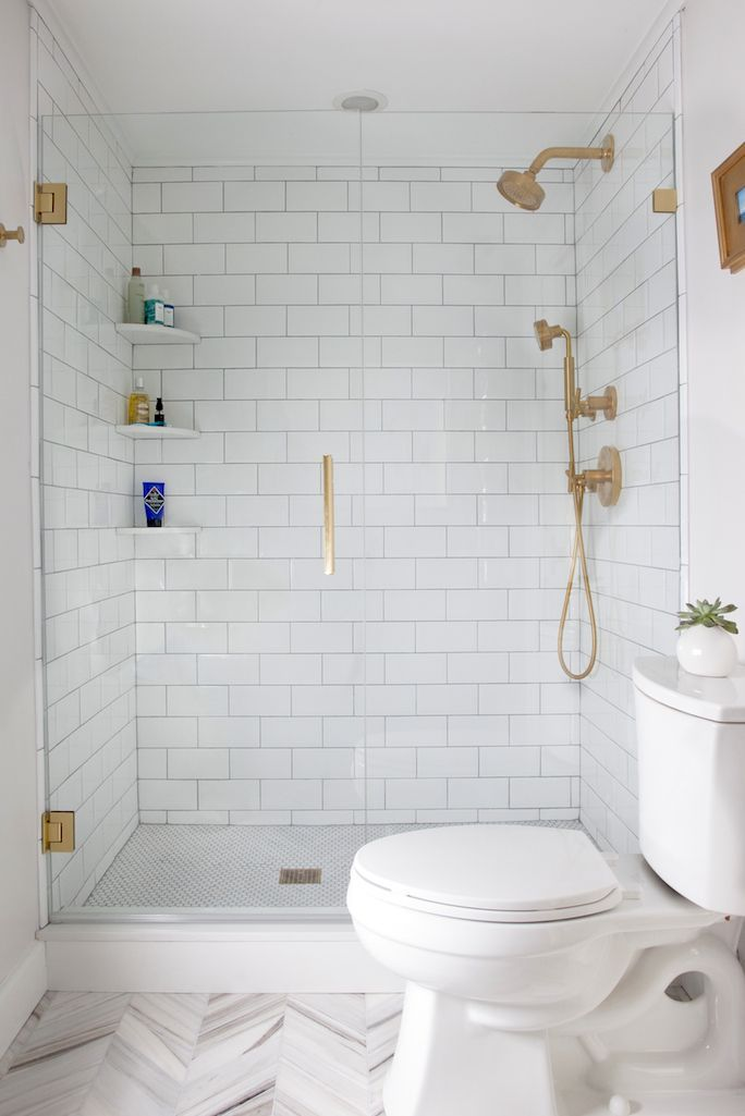35 Design Ideas That Will Make Small Bathrooms Feel So Much Bigger