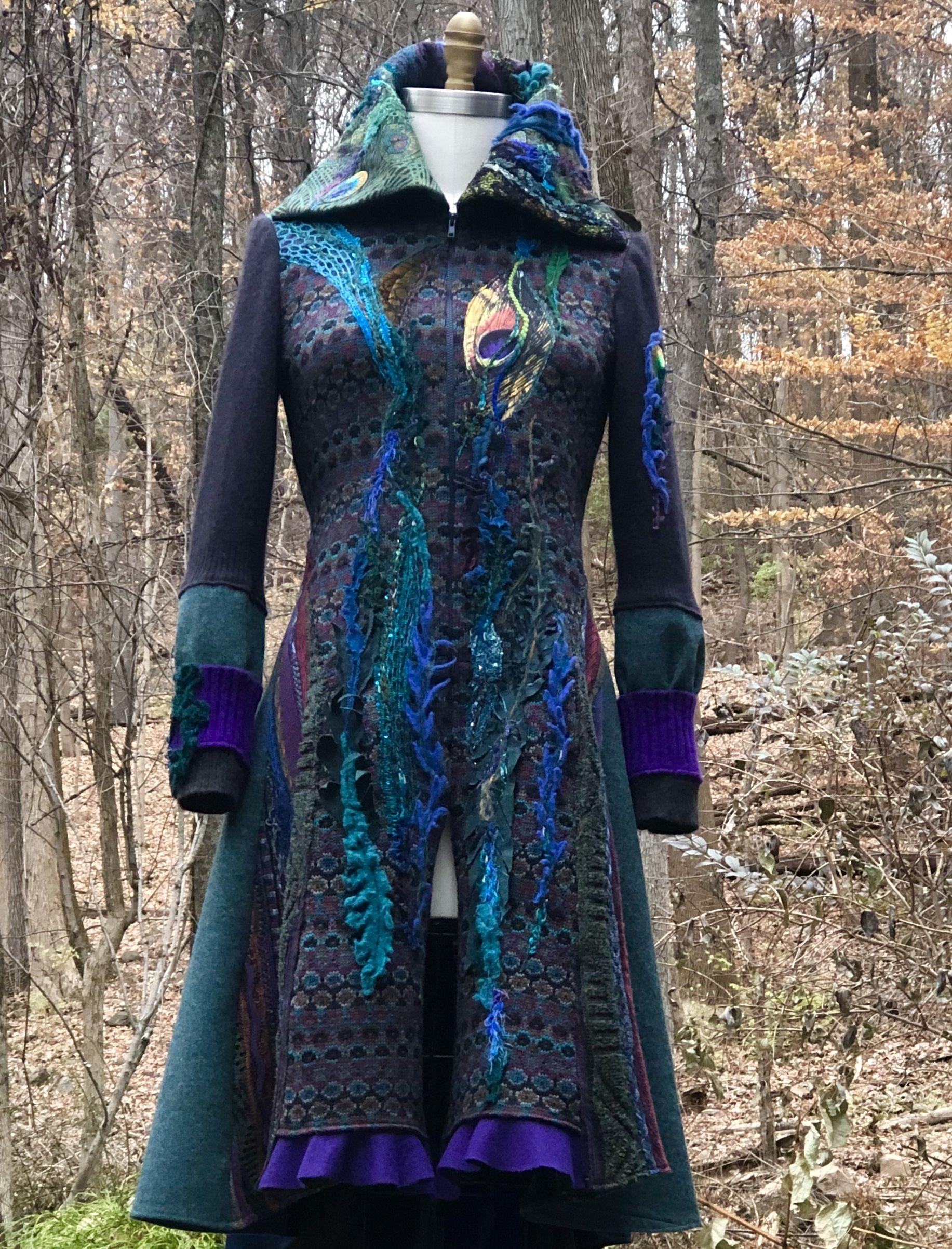 39+ Peacock coat info