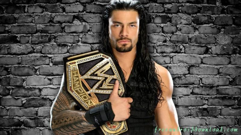 Click On Image To Download Wwe Player Roman Reigns Wwe Wallpapers