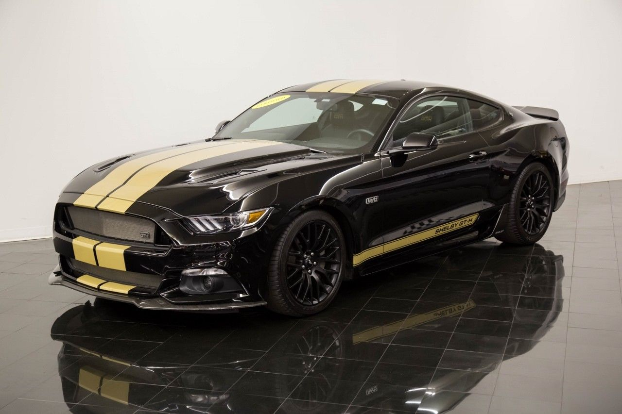 Ebay 2016 Ford Mustang Shelby Gt Hertz 50th Anniv A Racer 88 H Coupe Fordmustang