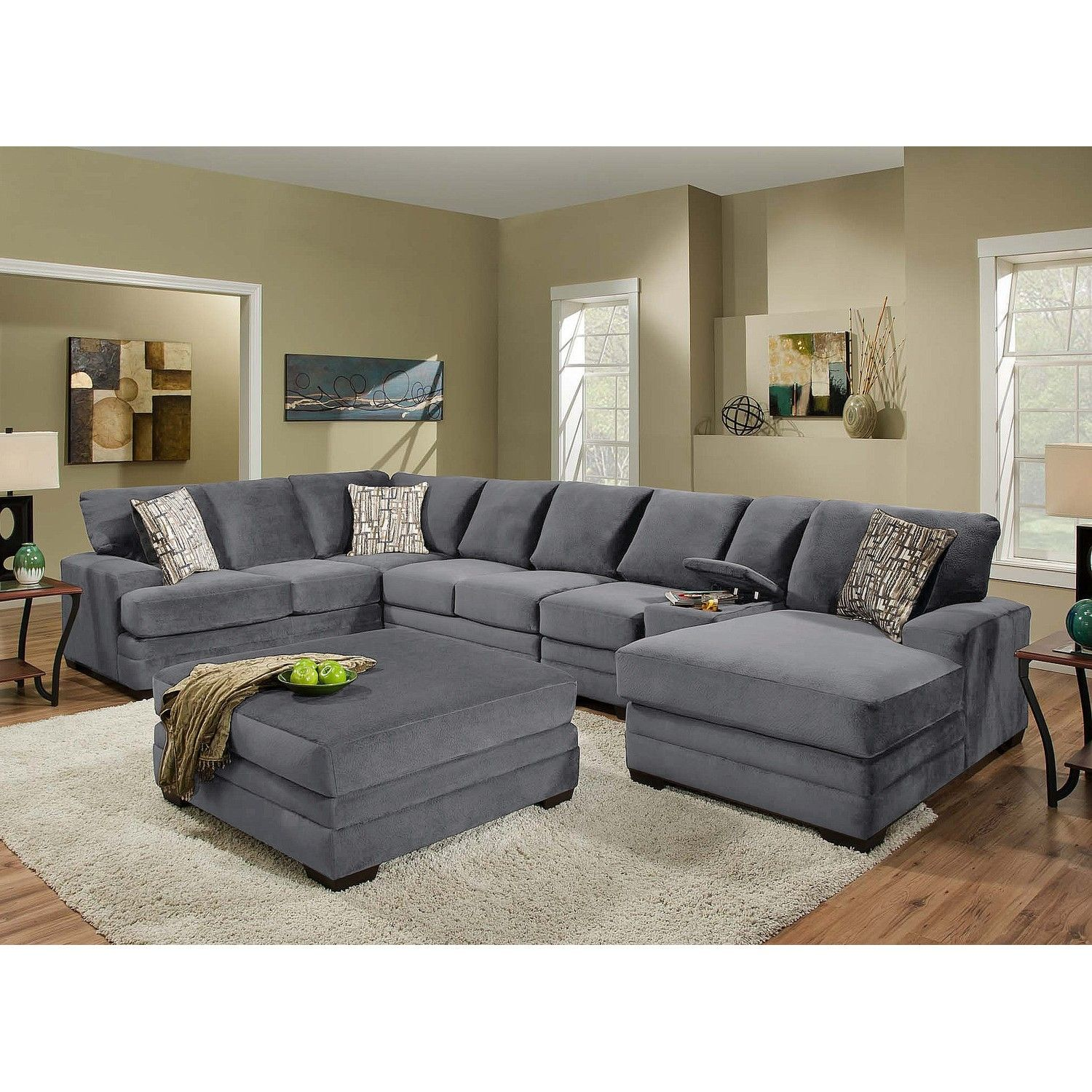 Charmant Most Durable Sectional Sofa