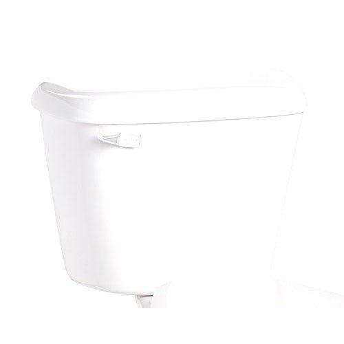 Alto White Toilet Tank Lid Color Match Trip Lever 128