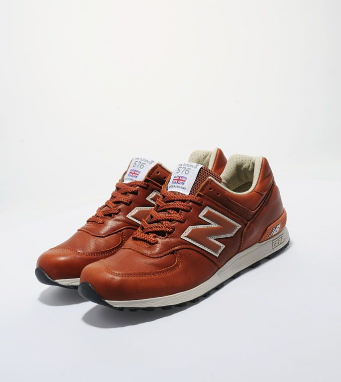 reputable site 72c6a d2060 New Balance 576 Premium Leather   My Style   New balance ...