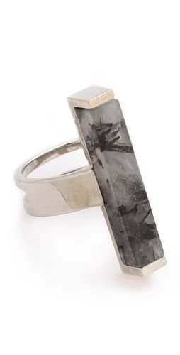 Kelly Wearstler Stone Rod Ring | SHOPBOP Save 25% with Code EXTRA25