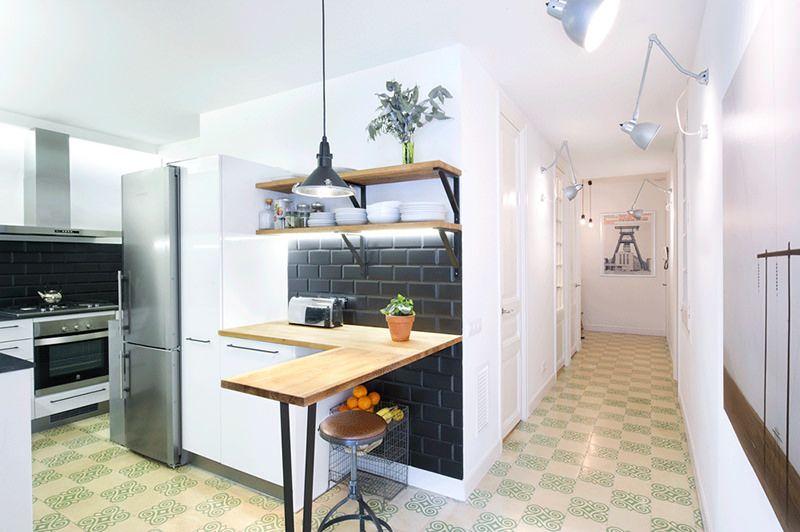 Apartamento decorado com menos de 100 metros quadrados ...