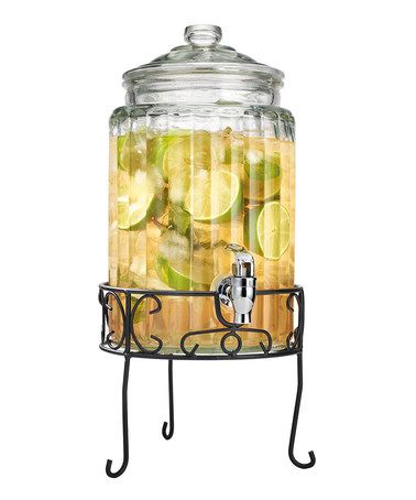 Take a look at this 1.5-Gallon Dispenser & Stand on zulily today!