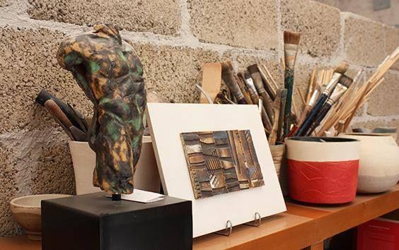 #materiales #esculturas #murales #ceramica #trestierras #taller #arte #arteobjeto
