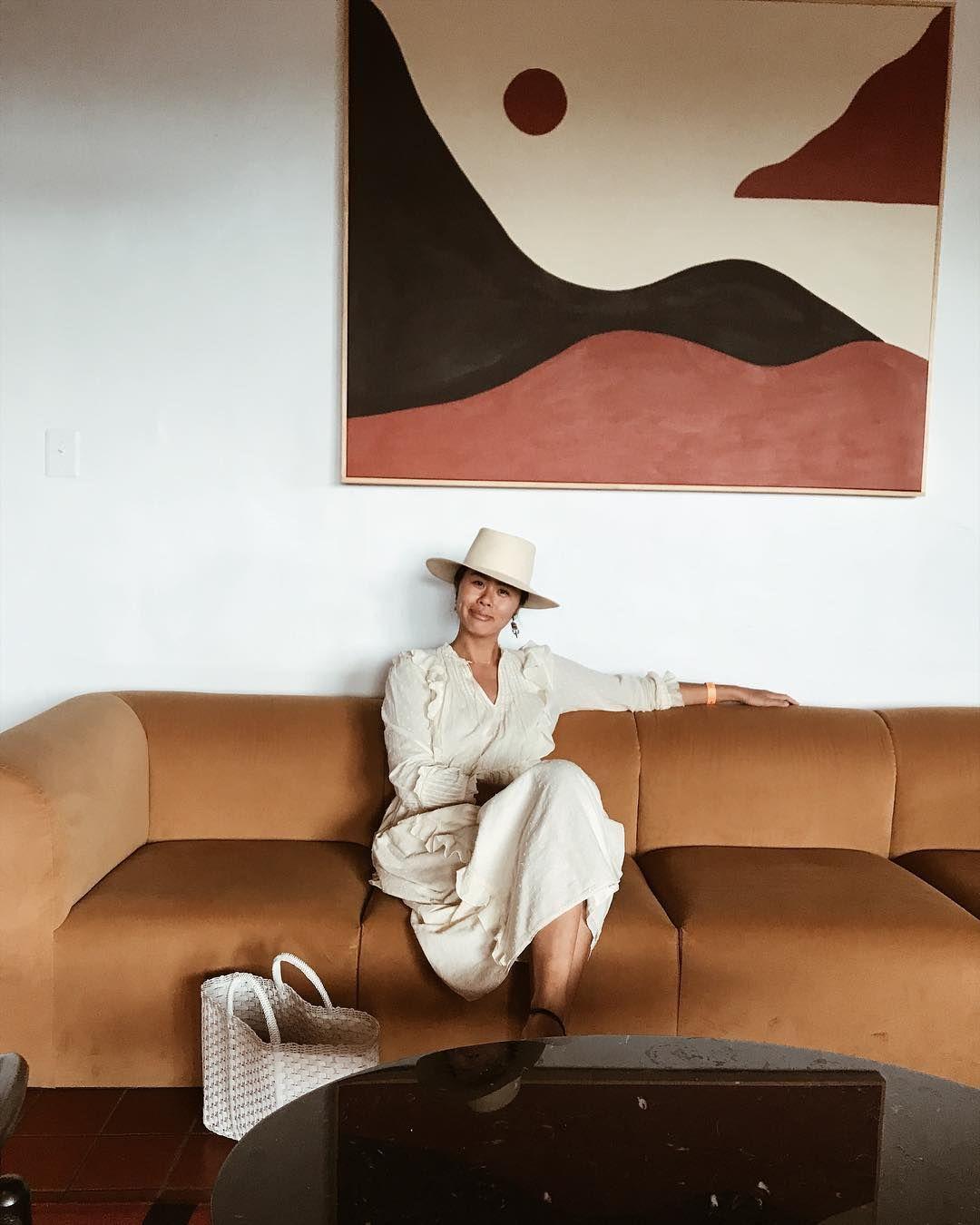 Santa Fe living  mix  Pinterest  Stil Kunst und Style inspirationen
