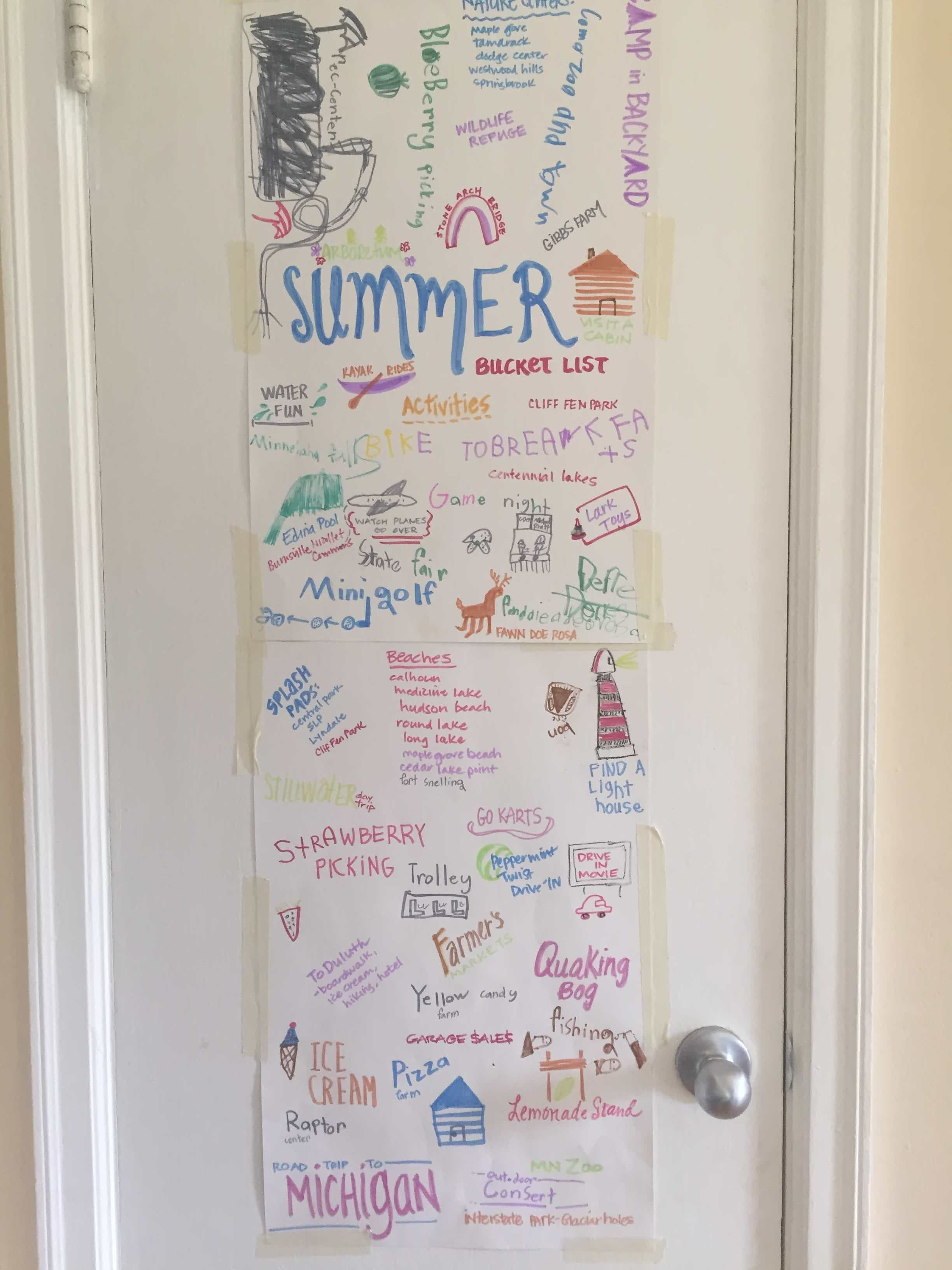 25 Summer Bucket List Items For Minnesota Kids