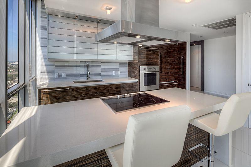 Modern Open Floor Plan For Kitchen. Darin Feldman