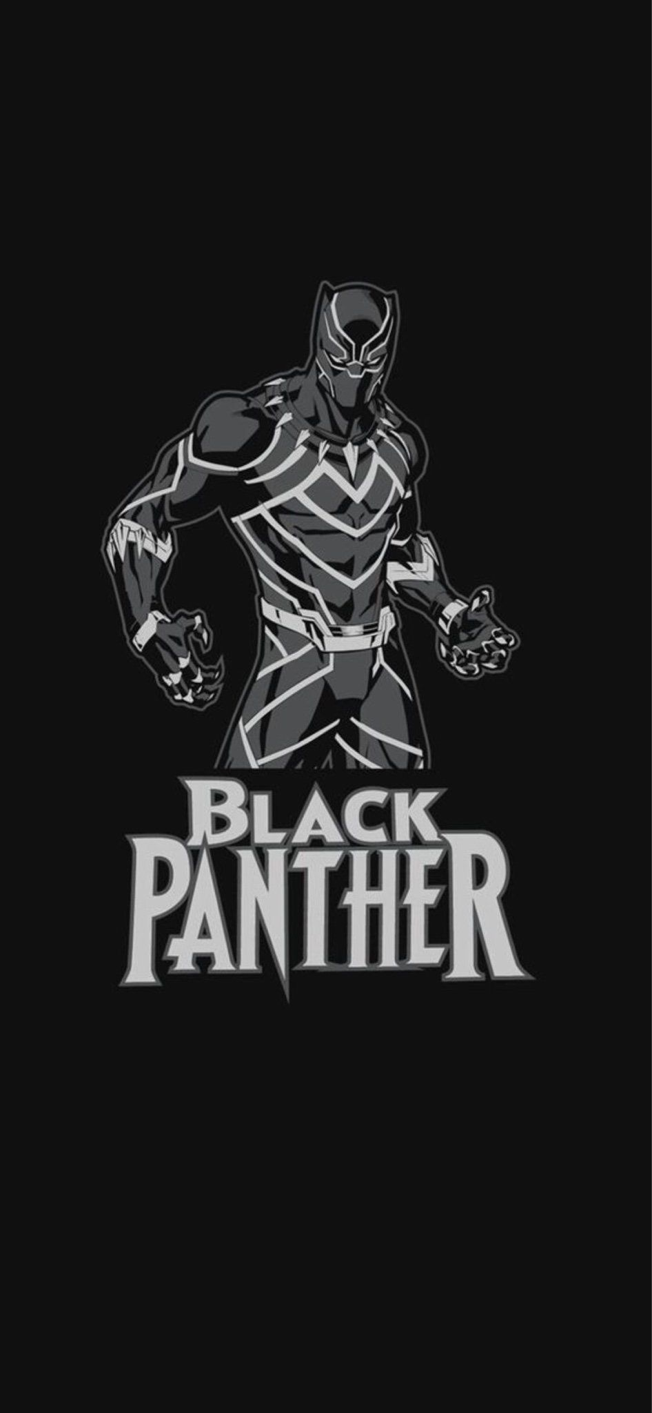 The Iphone X Wallpaper Thread Page 19 Iphone Ipad Ipod Forums At Imore Com Black Panther Marvel Black Panther Black Panther Art
